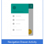 RecyclerView dan Navigation Drawer ( Material Design ) Part I